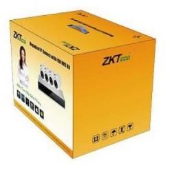 NVR 4CH / Control de Acceso F7 / 4 Cam IP / Tipo Domo / 1Mpx / Mouse