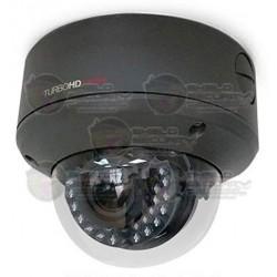 Camara / Domo / TurboHD TVI / Antivandálico / 2 Mpx / 1080p / Varifocal 2.8~12 mm / Smart IR LED's 40 Mts / dWDR / 3D-DNR / OSD