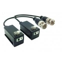 Transceptor / HDCVI / Pasivo / Par / Video 450 Mts. Max. - 720p / 250 Mts. Max. -1080p / Soporta TVI/AHD