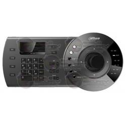 Teclado para Control PTZ / Analogica / HDCVI / IP / NVR / Pelco-D / Pelco-P / Pantalla LCD / RS485 / RS422 / USB