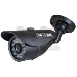 "Cámara Bullet / 800TVL / Lente Fijo 3.6mm / IR a 20 Mts. / 24 IR Leds / Sensor CMOS 1/3"" / IP66"