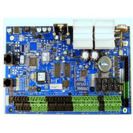 Controlador para 4 Lectoras con Puerto Ethernet