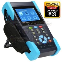 """Probador de Video / Tester / Pantalla LCD 3.5"""" / AHD / CVI / TVI / Análogo"""