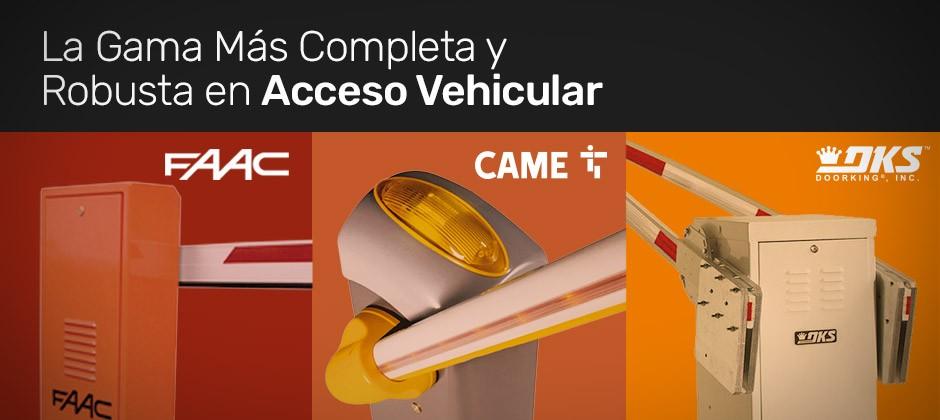 Acceso Vehicular