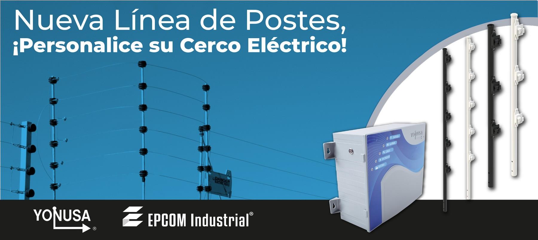 Poster para Cerca Electrica