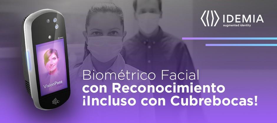 Biométrico Facial